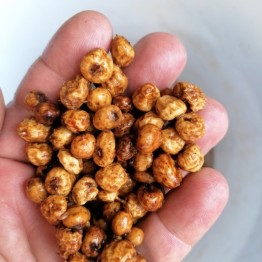 Nigerian Aya ~ Tiger Nuts
