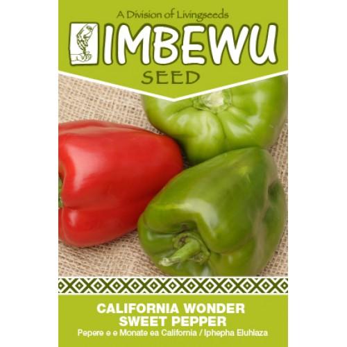 IMBEWU Sweet Pepper