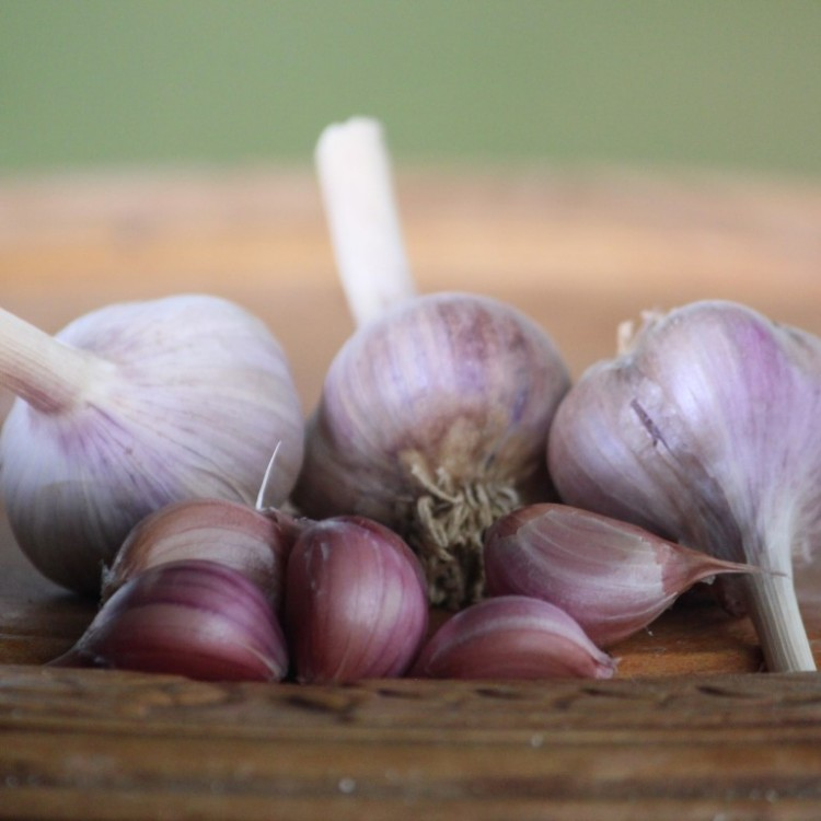 Heirloom Garlic Khabar