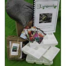 Vegetable Starter Kit (Spring - Summer)