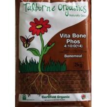 Talborne Bone Phos 4:10:0 Certified Organic